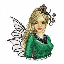fairy embroidery designs download pes