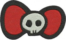 skull kitty free machine embroidery designs