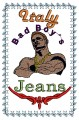 Italy Jeans Design-imaginary trademark