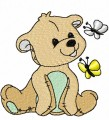 baby teddy bear embroidery designs machine embroidery