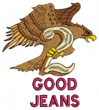 Good Jeans Design-imaginary trademark