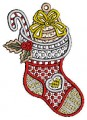Christmas Lace Embroidery Design, Christmas designs, Christmas embroidery