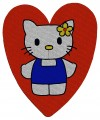 In The Heart Kitty Design