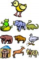 Animal  Embroidery designs-Embroiderydesigns.name