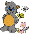papa teddy bear embroidery designs machine embroidery