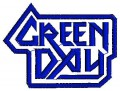 Green Day Logo Machine Embroidery Design