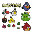 Angry Birds Machine embroidery Designs