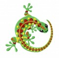 lizard embroidery design for brother sewing machine