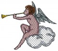 Angel Embroidery Designs