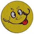 Funny Cartoon Face Embroidery designs-Embroiderydesigns.name