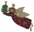 Christmas Embroidery designs -Embroiderydesigns.name