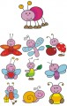 Baby Embroidery designs-Embroiderydesigns.name