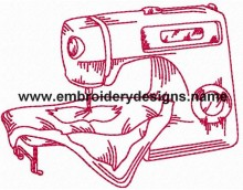 redwork sewing machine download free embroidery