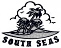 South Seas Embroidery Design