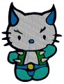Hello Kitty Baby Embroidery designs-Embroiderydesigns.name