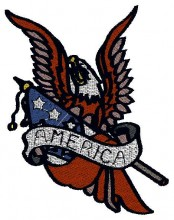 united states eagle brother free embroidery